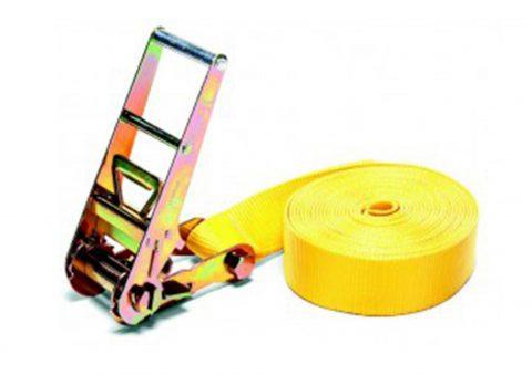 Ремень стяжной для крепления груза 5,0/10,0тн с крюками / 12000 мм