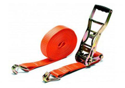 Стяжные, буксировочные ремни и сети