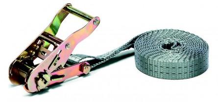 Ремень стяжной для крепления груза 0,75/1,5 тн.кольцевой / 4000 мм