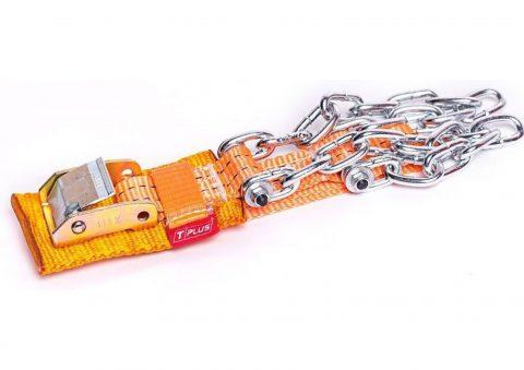 Браслет противоскольжения «4WD» R16-R21 тип2 Стальной замок, для шин 245-305 мм