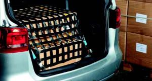 КС 1. Сети крепления грузов для легковых автомобилей